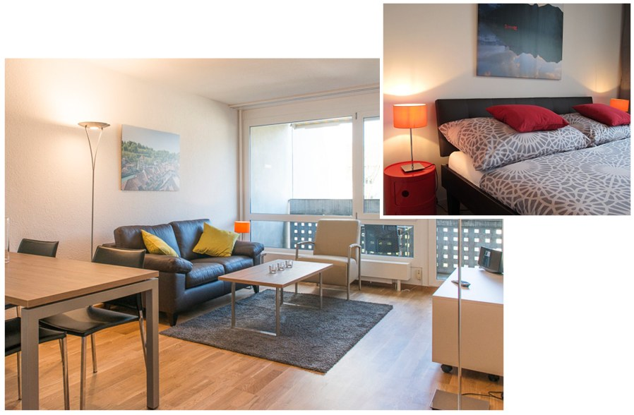 Corporate housing for regular relocations